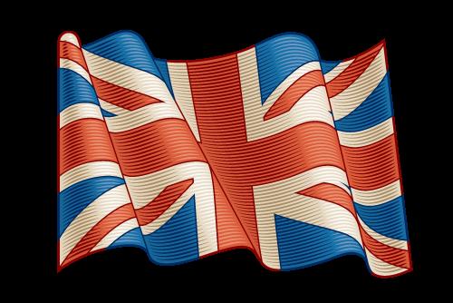 UK FLAG - amazon prime video